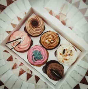 kabuff Cupcakes - jeden Samstag frisch gebacken